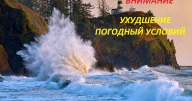 РЕШЕНИЕ  № 29 о мерах по предупреждению возникновения чрезвычайных ситуаций на территории Находкинского городского округа в связи с угрозой резкого ухудшения погодных условий в период 3-4 августа и 6-7 августа 2021 года